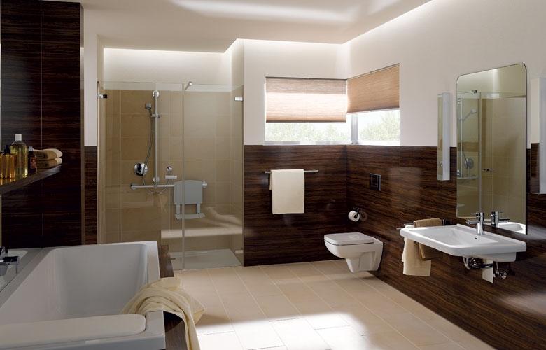 jak vy e it koupelnu inspirace i ergonomie. Black Bedroom Furniture Sets. Home Design Ideas