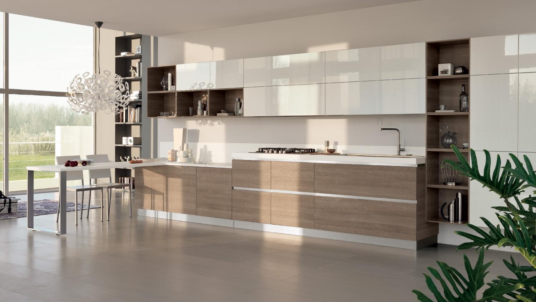 Výsledek obrázku pro lineární kuchyně