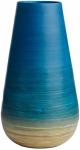 Dip dye váza modrá.jpeg