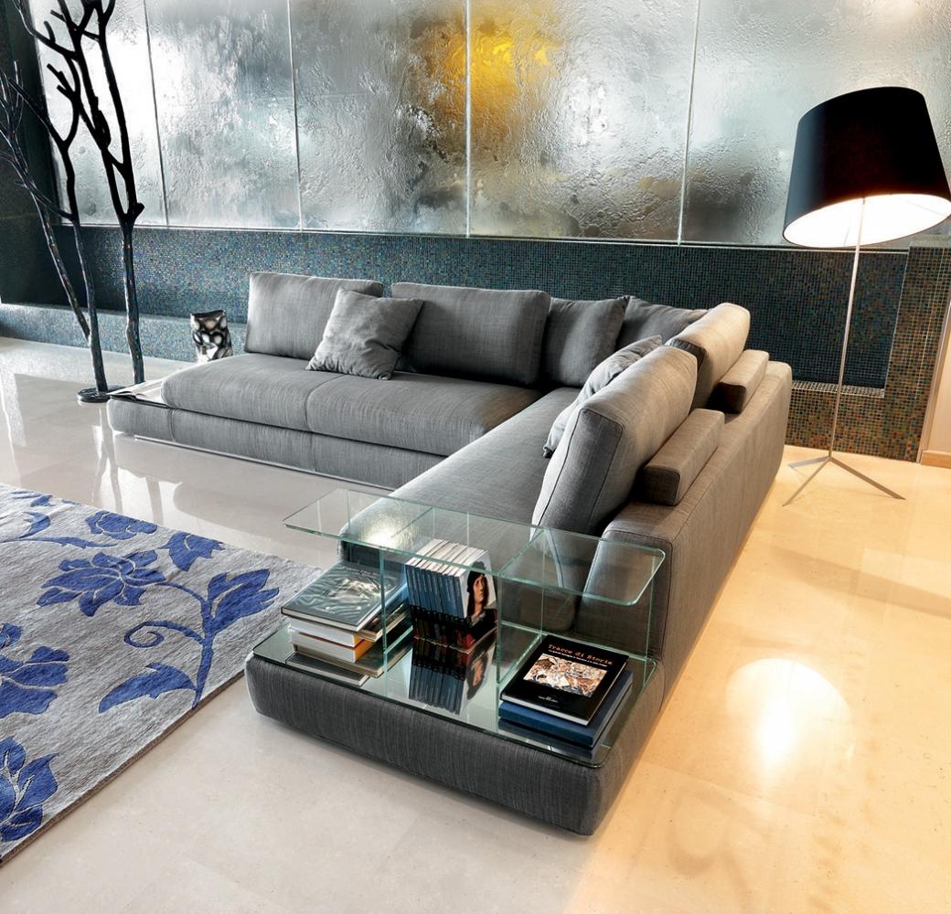 Interiérovém designu je šedá barva velmi oblíbená kvůli své