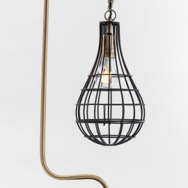 Stolní lampa Golden Cage Drop.jpg