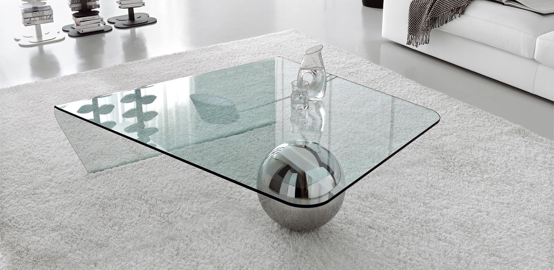 Globe konferenční stolek  Interierycz