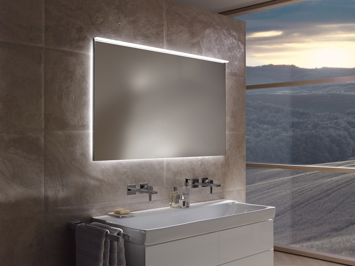 Xeno2 Zrcadlo S Osvětlením Interierycz