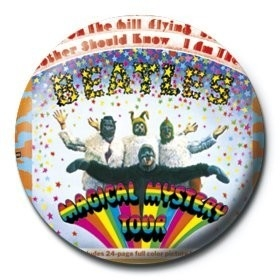 Posters Placka BEATLES - magical mystery tour