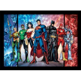 Posters Obraz na zeď - DC Comics - Justice League United