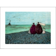 Posters Obraz, Reprodukce - Sam Toft - The Same as it Ever Was, (80 x 60 cm)