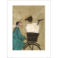 Posters Obraz, Reprodukce - Sam Toft - Taking the Girls Home, (60 x 80 cm)