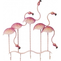Věšák Flamingo Party