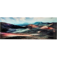 Obraz na skle Death Valley 70×180 cm