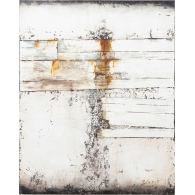 Olejomalba Abstract Grey Line Two 150×120 cm