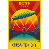 Posters Plakát, Obraz - Led Zeppelin - Celebration Day, (61 x 91,5 cm)